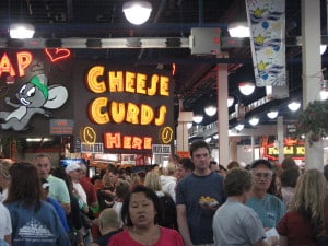 The Mouse Trap Cheese Curds