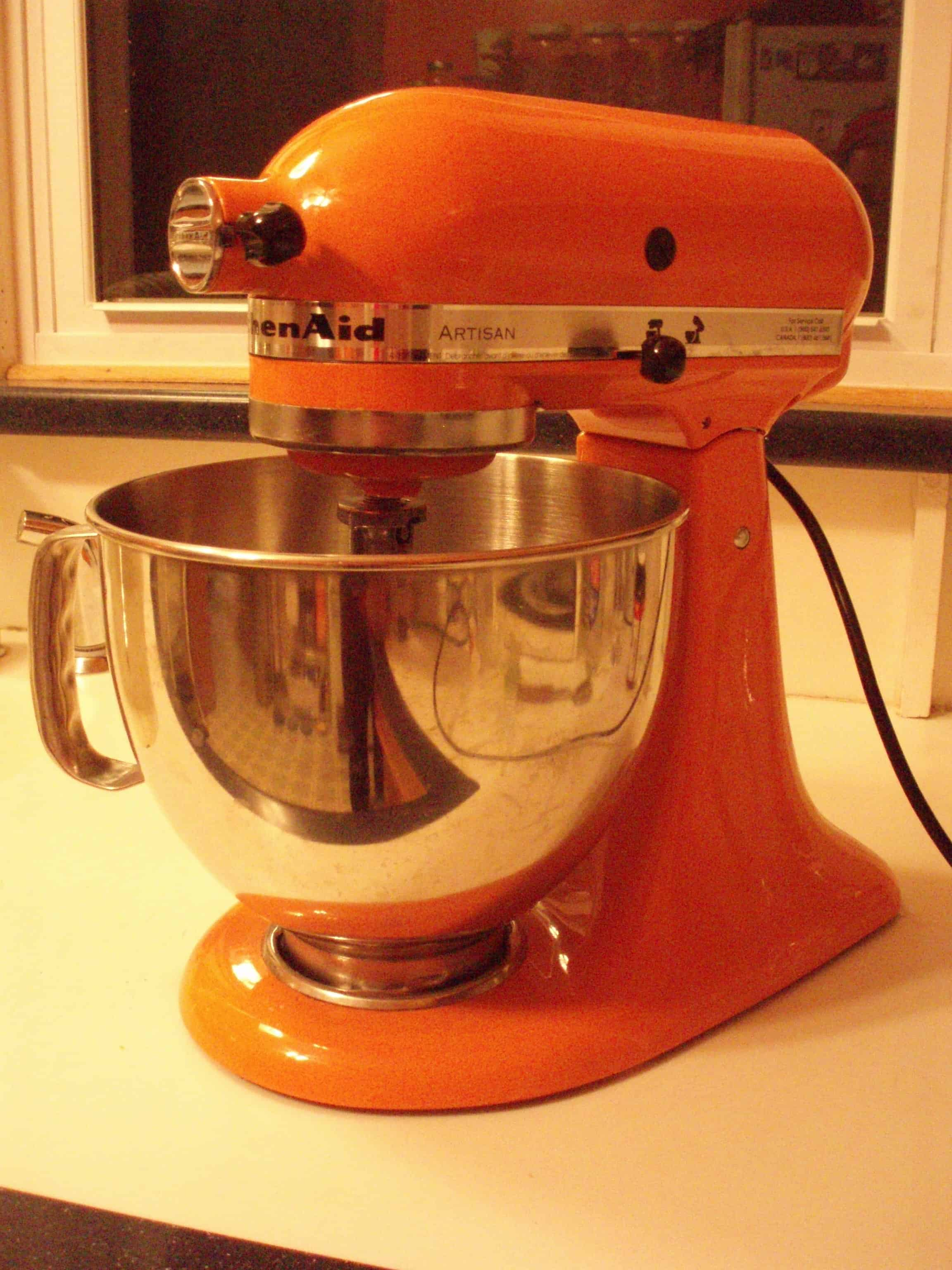 Ask Casey: Shelling Out for a Stand Mixer
