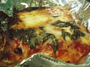 Di Fara's square slice