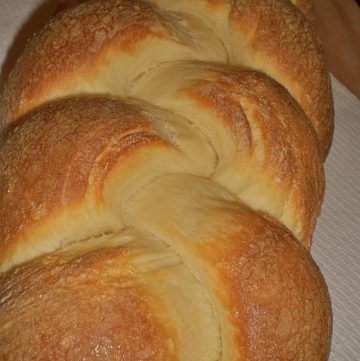 Beyond Cheese and Chocolate: Braided Swiss Bread
