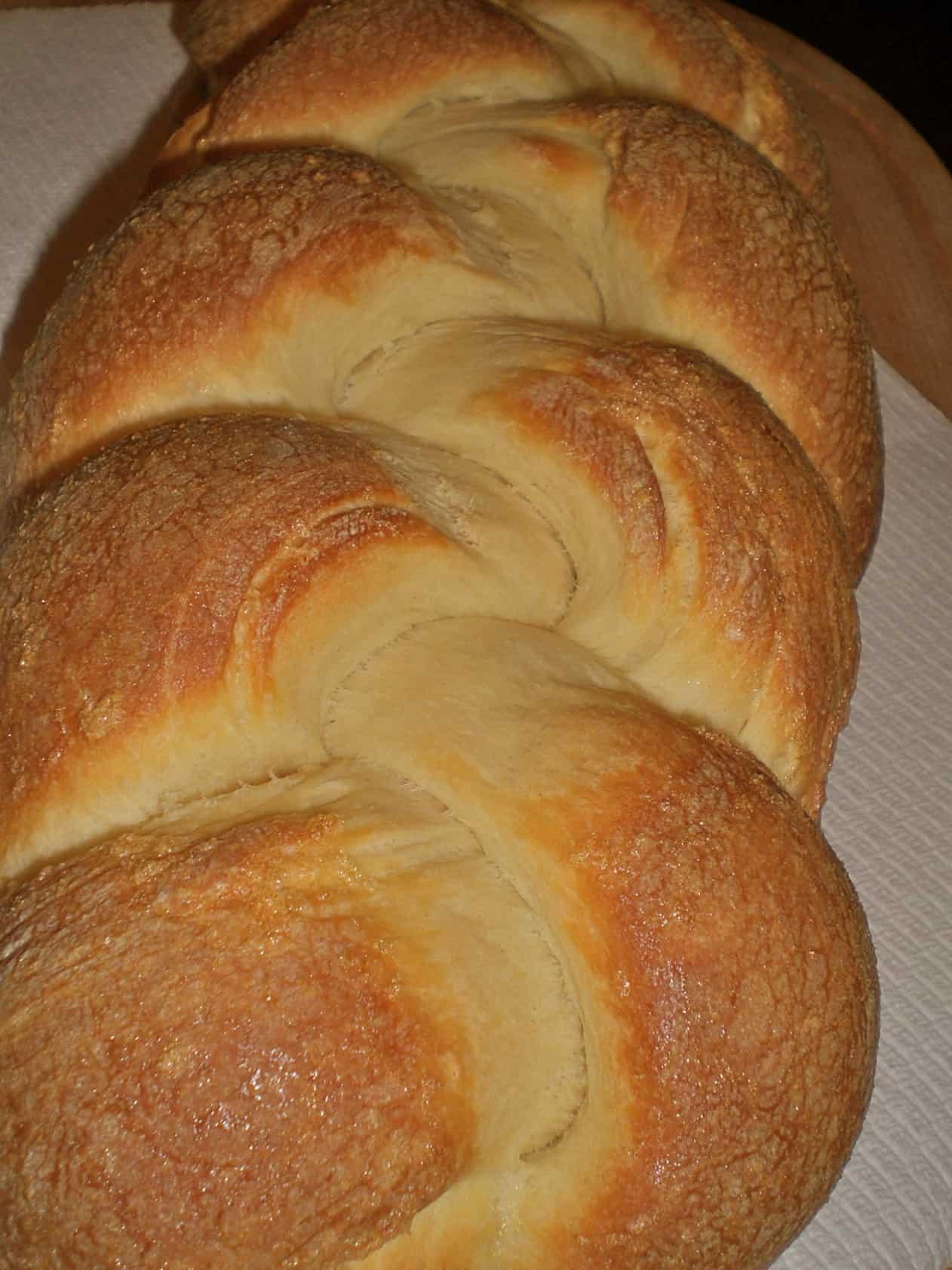 Braided Swiss Bread Recipe Good Food Stories