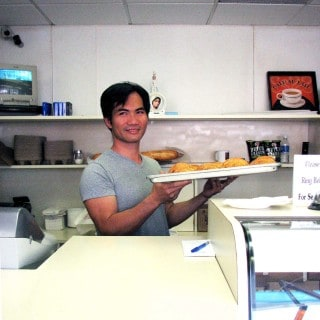 The Hole in the Wall Files: Trung Nam French Bakery