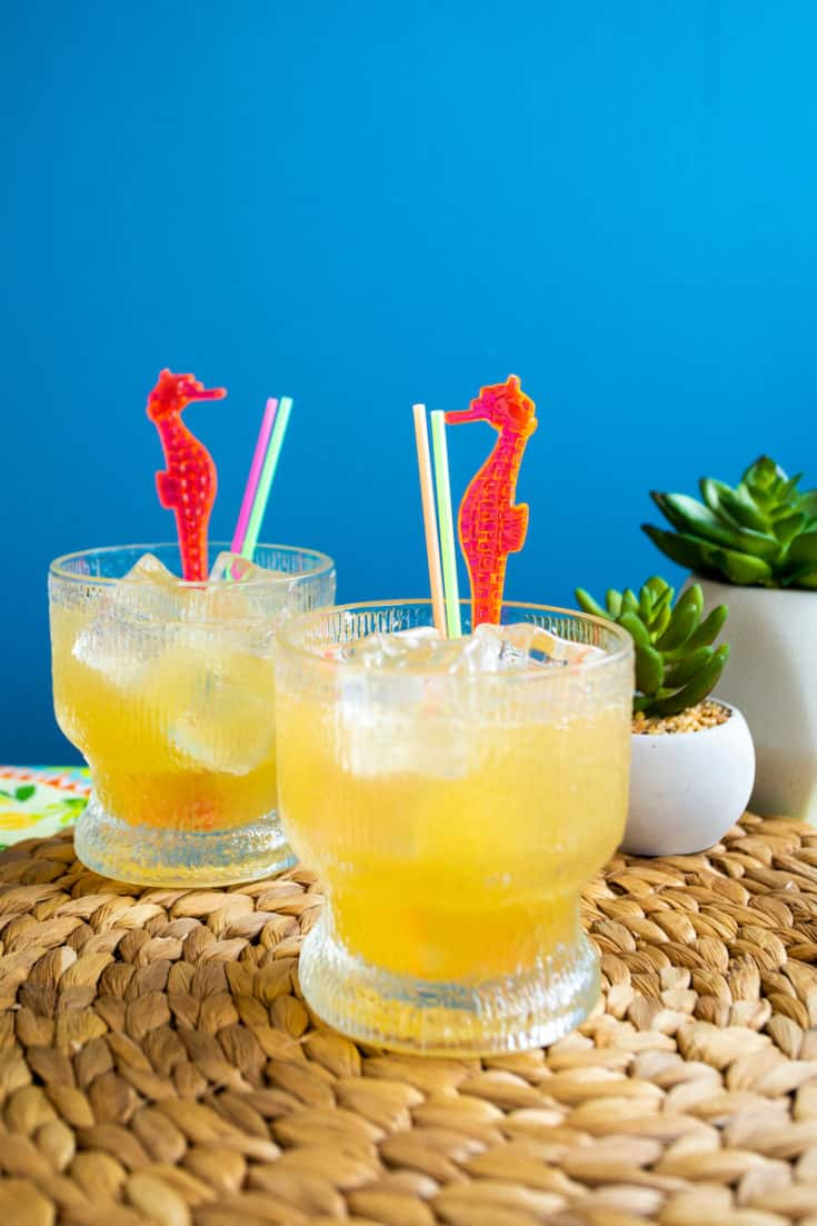 A truly sour and fresh amaretto sour cocktail is hard to find. This is a grown-up version that's nothing like what you've tasted from a bottle. #amarettosour #cocktails