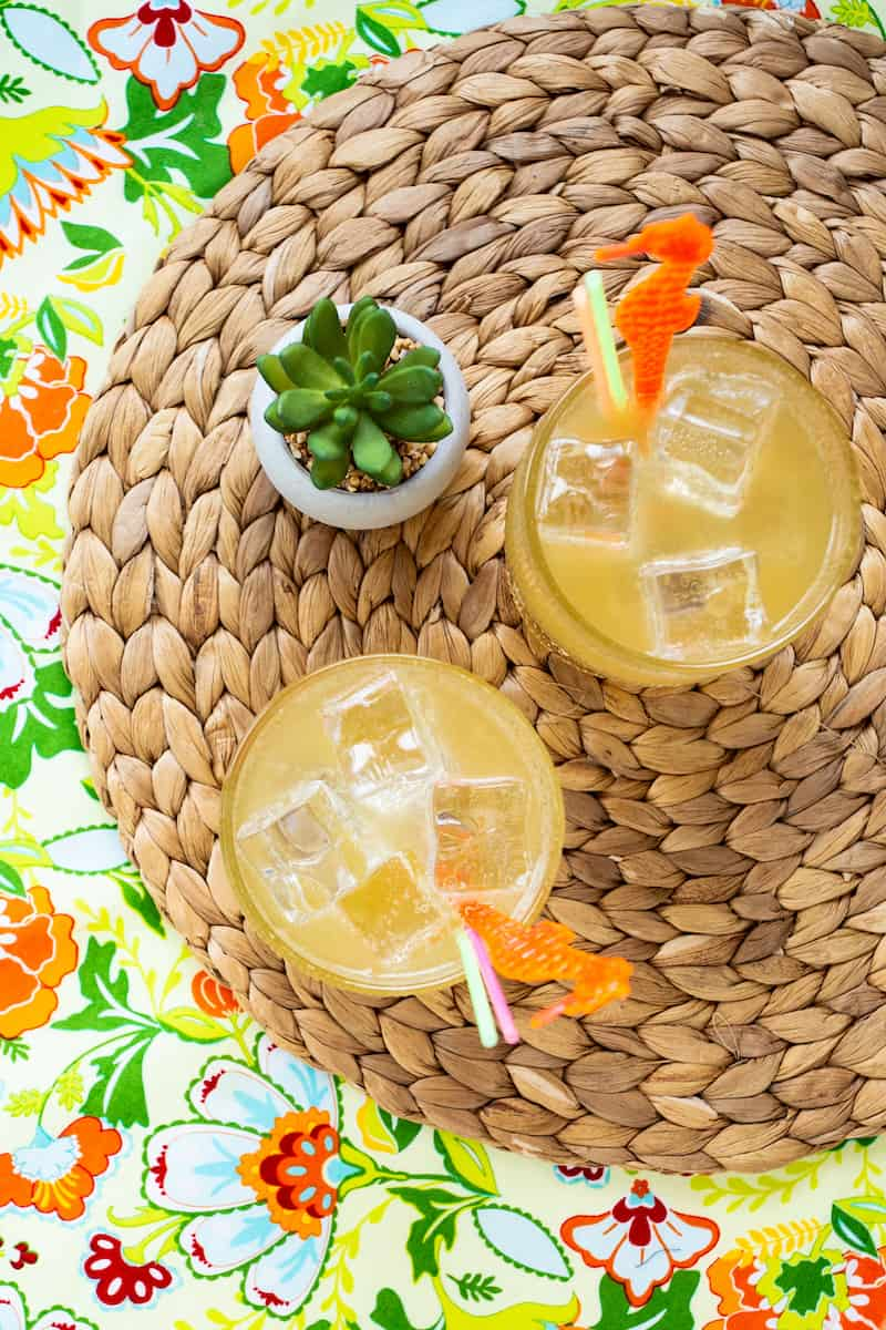 A truly sour and fresh amaretto sour cocktail is hard to find. This is a grown-up version that's nothing like what you've tasted from a bottle. #amarettosour #classiccocktails