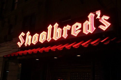 shoolbred's new york
