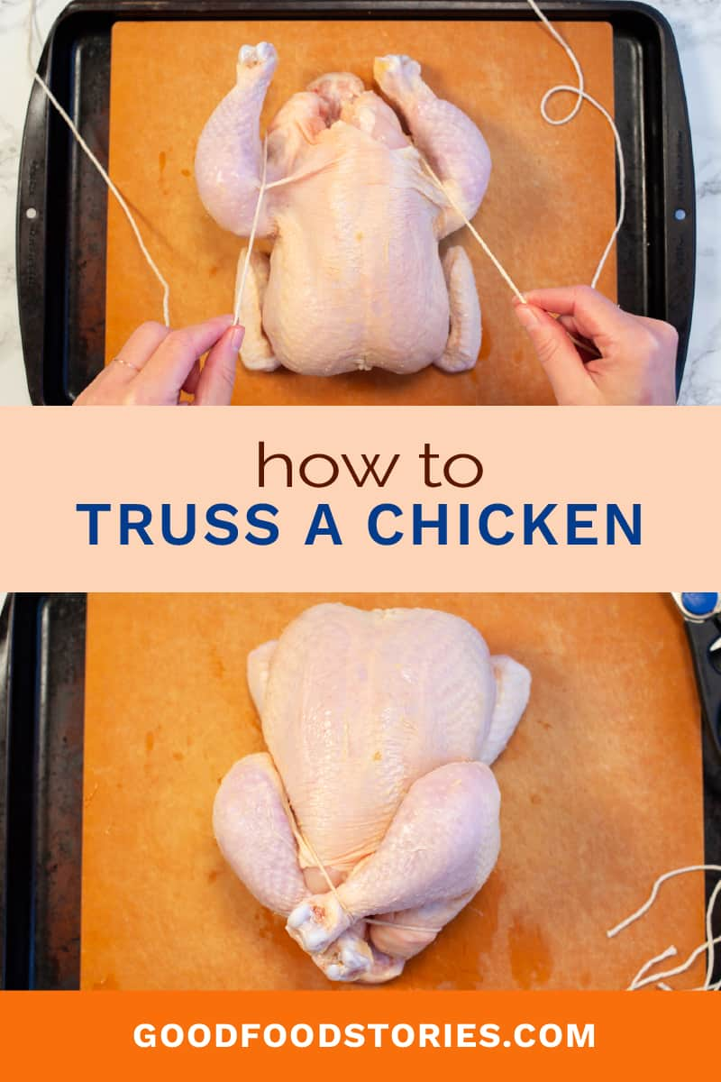 how to truss a chicken