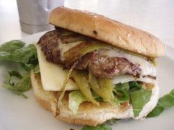 milts stop and eat, moab, green chile, hamburger, utah