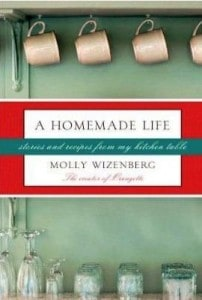 molly wizenberg, homemade life, book