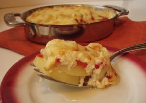 potato gratin, pimento cheese, lee bros, matt lee and ted lee