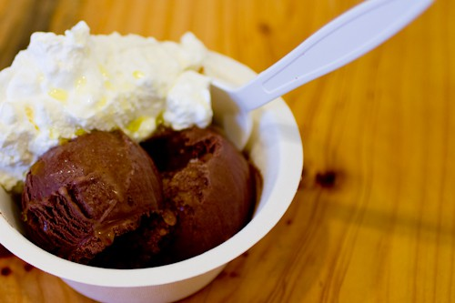 bi-rite creamery, san francisco, ice cream, sam's sundae