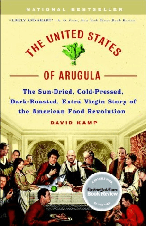 Book Review: The United States of Arugula