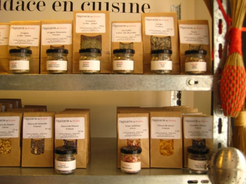L'Epicerie de Bruno spices Paris