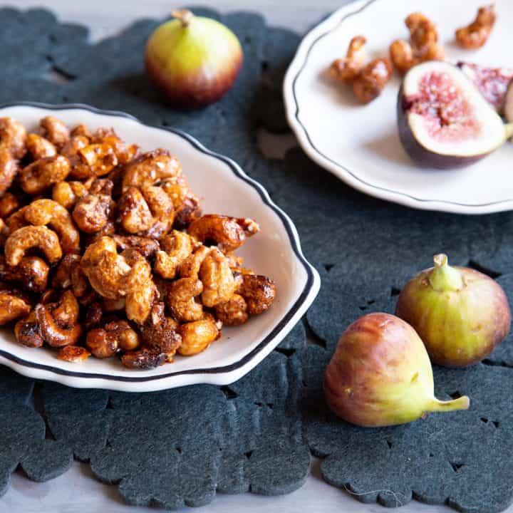 Thai Spiced Cashews