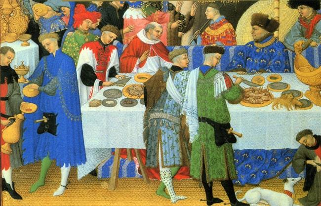 The Medieval Locavore