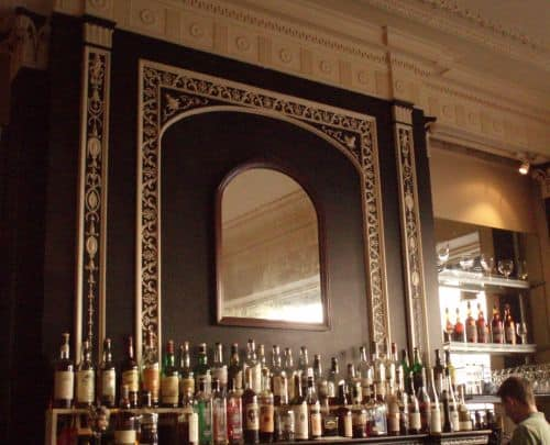 The Brewer's Art bar, Baltimore