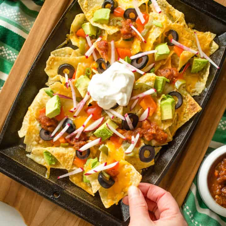 Here's how to make the best nachos you've ever had anywhere. Use these 3 easy steps to make a masterpiece.