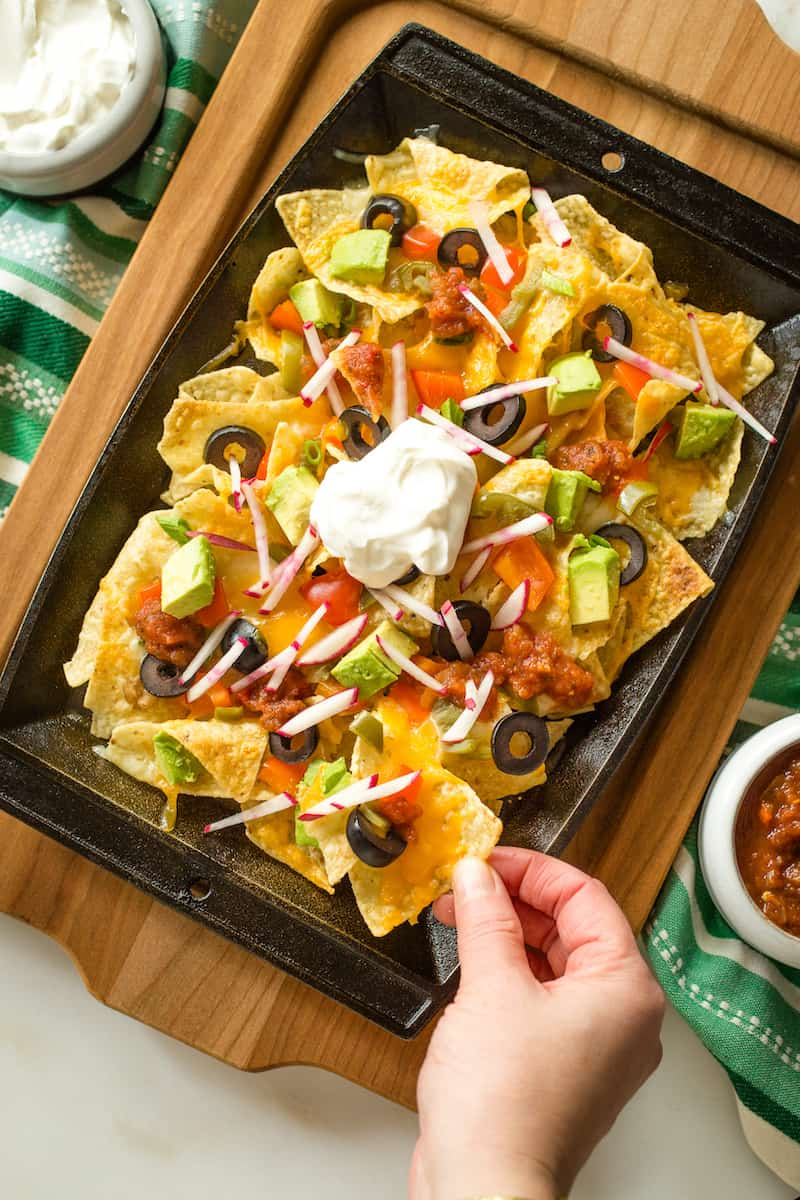 How to Make the Best Nachos
