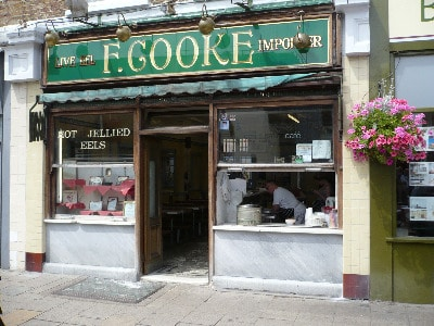F. Cooke, Broadway Market, London