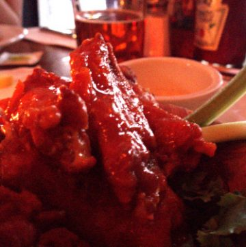 bayard's ale house wings