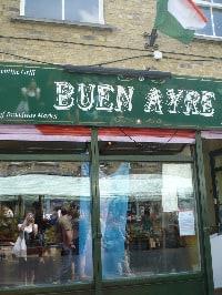 Buen Ayre, Argentinean Grill, Broadway Market