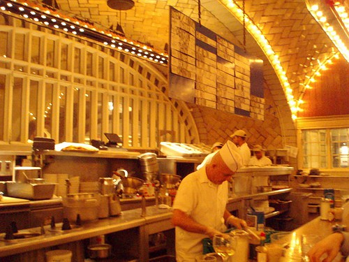 grand central oyster bar, new york