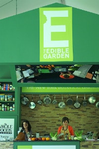 new york botanical garden, edible garden
