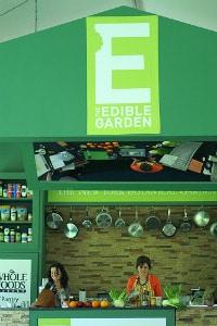 new york botanical garden, edible garden