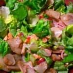 Farmers Market Finds: Roasted Sunchoke Salad
