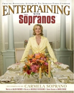 Book Review: Entertaining with the Sopranos