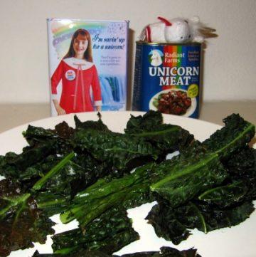 kale chips, paleo diet