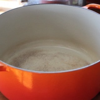 bar keepers friend, le creuset