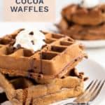 cocoa waffles
