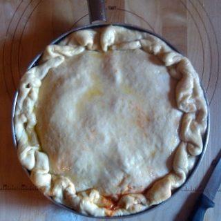 tiella, italy, pizza dough