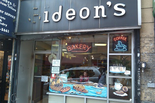 gideons bakery, washington heights, new york
