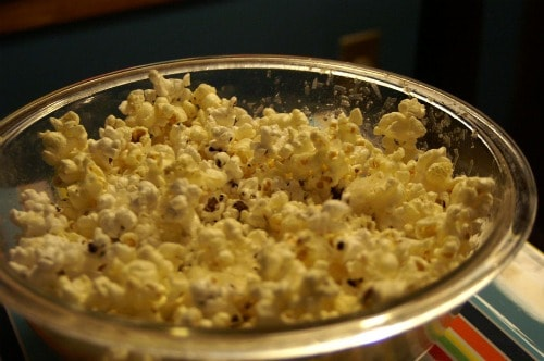 Popcorn: It's What's For Dinner