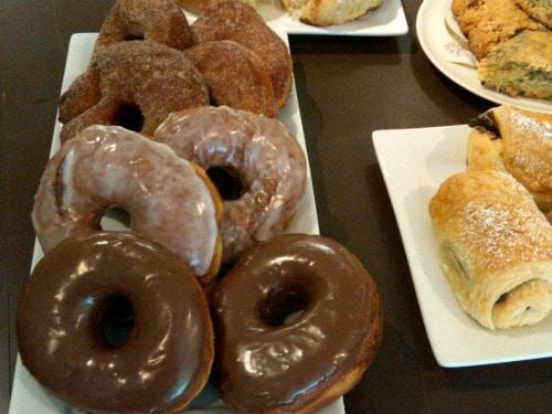 village bakery donuts