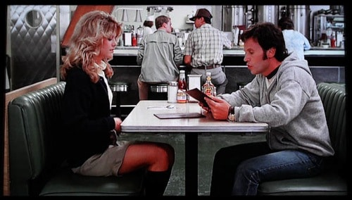 when harry met sally, diner