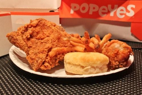 Popeye S Fried Chicken