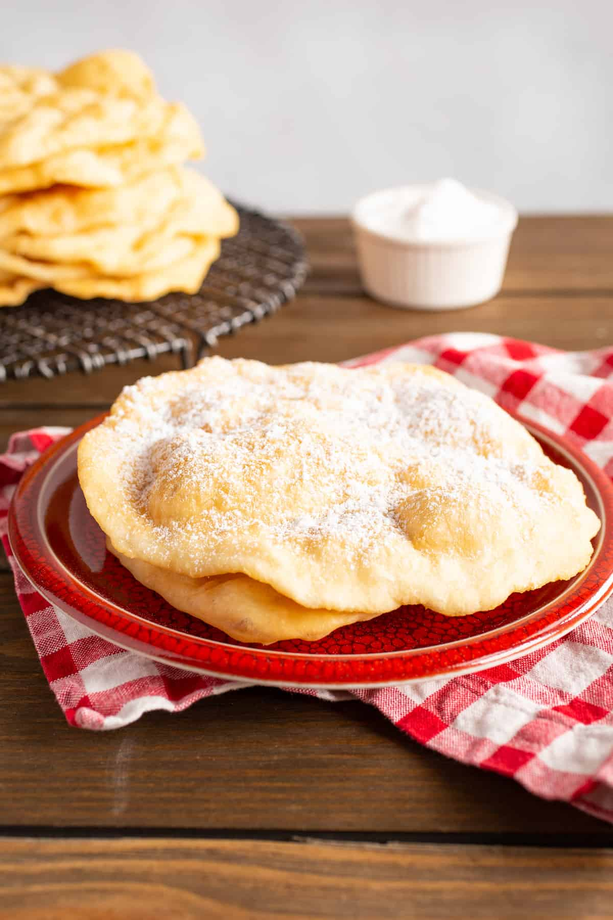 Fried Dough That Doesn't Need a Deep Fryer