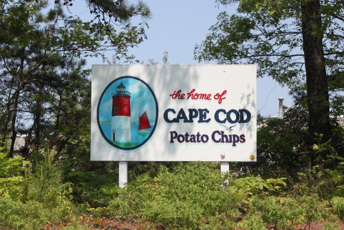 cape cod potato chip factory