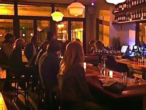 the morgan, restaurant, brooklyn