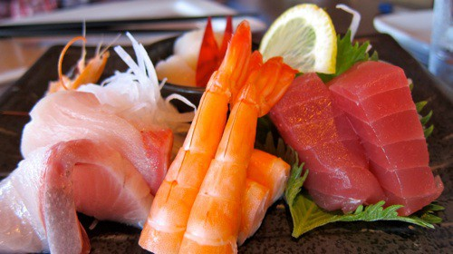 sushi ran sashimi