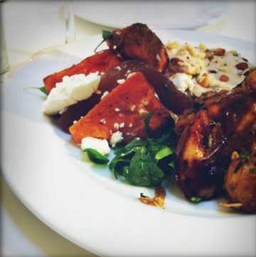 Dispatch from London: Ottolenghi