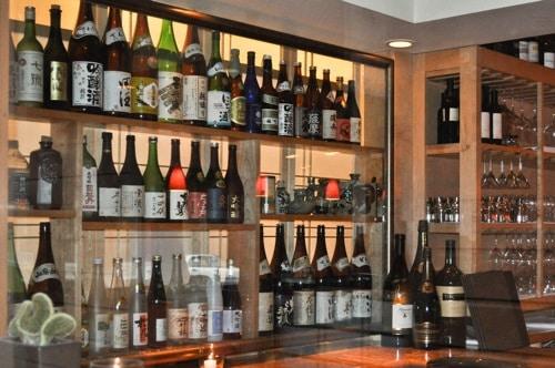 sake bar, sushi ran, sausalito