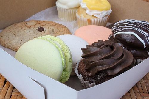 food glorious food cupcakes