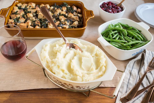 Thanksgiving side dishes and Thanksgiving recipe index