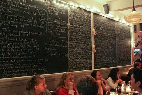joe beef menu, montreal