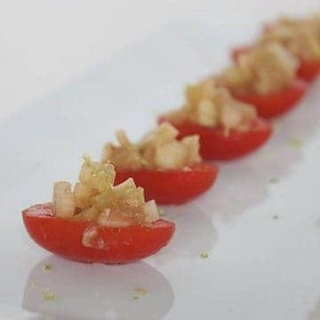 bloody mary tomato appetizer