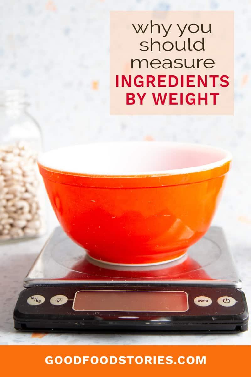 how to measure ingredients