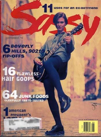 Sassy September 1992